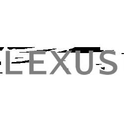 LEXUS Κοτσαδόροι