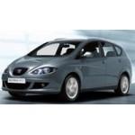 SEAT   Altea XL+Freetrack  10/06- Κοτσαδόροι Αυτοκινήτων