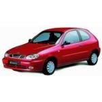 DAEWOO Lanos Hatchback 97-02 Κοτσαδόροι Αυτοκινήτων